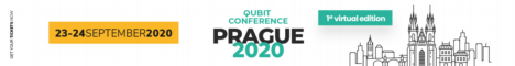 QuBit Conference Prague 2020 GO VIRTUAL 23. - 24. 9. 2020 - Slevový kód: HOAX10QuBitPrague2020